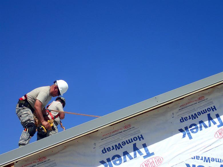 roofing contractors website design